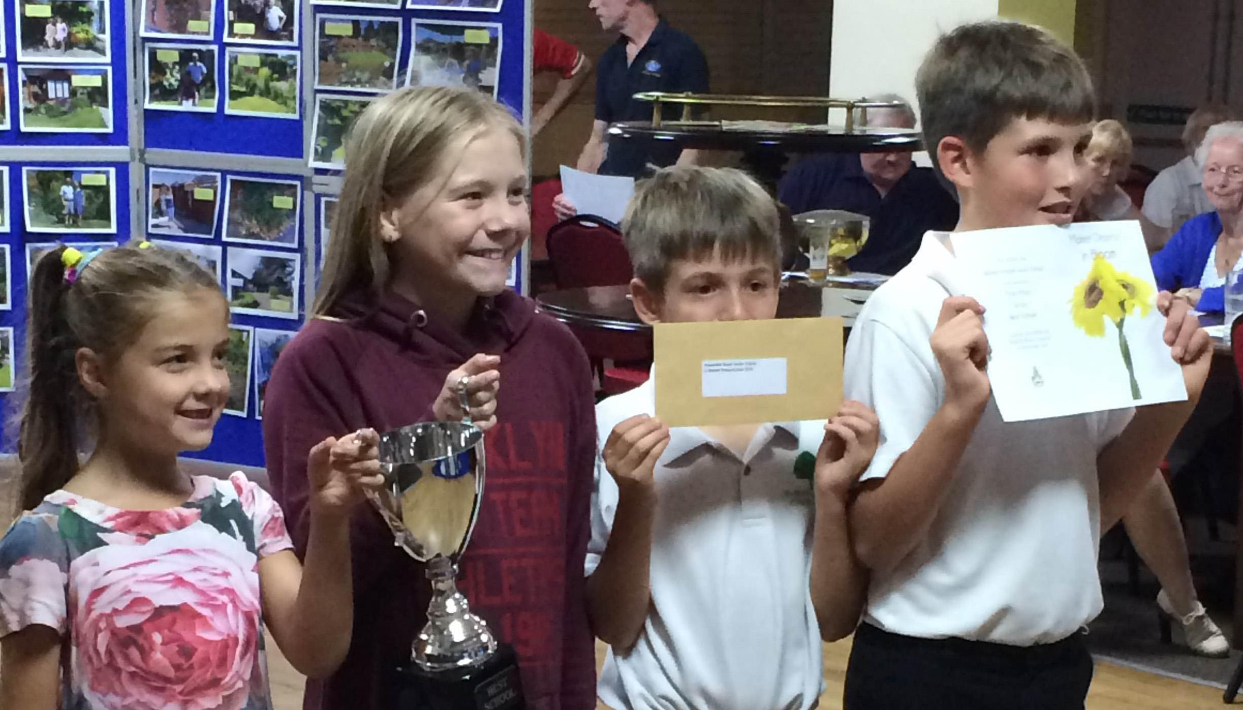 Market Drayton Junior - Best School