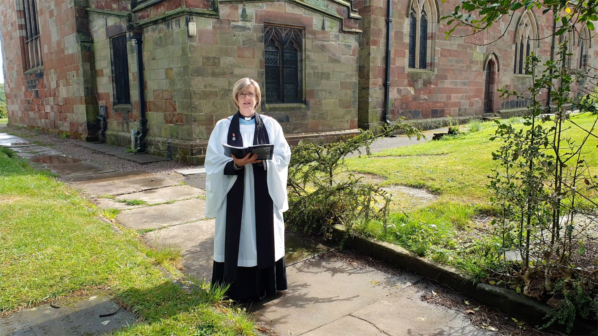 Catherine vicar
