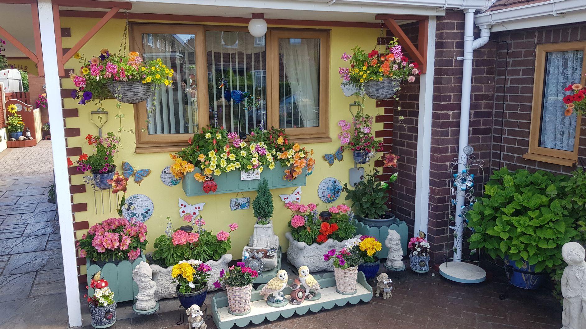 In Bloom Gardening Competition 2020 - Market Drayton Town ...